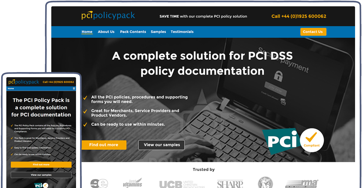 PCI desktop and mobile designs
